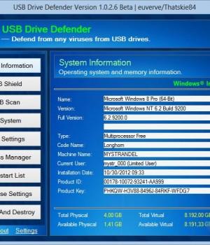 USB Drive Defender Ekran Görüntüleri - 6