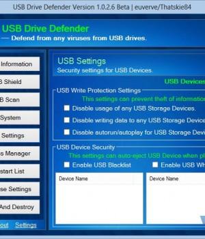 USB Drive Defender Ekran Görüntüleri - 4