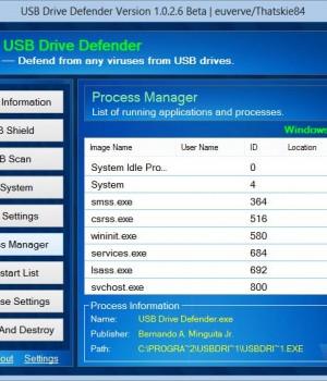USB Drive Defender Ekran Görüntüleri - 3