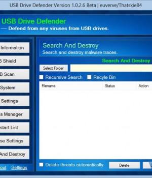 USB Drive Defender Ekran Görüntüleri - 1