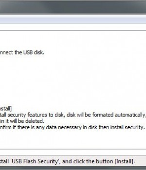 USB Flash Security Ekran Görüntüleri - 2