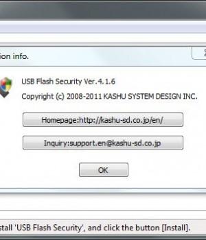 USB Flash Security Ekran Görüntüleri - 1