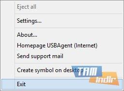 USBAgent Ekran Görüntüleri - 1
