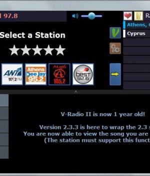 V-Radio Ekran Görüntüleri - 2