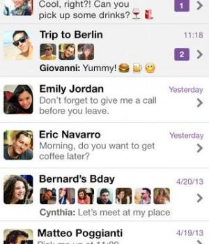Viber Ekran Görüntüleri - 4