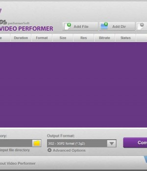 Video Performer Ekran Görüntüleri - 2