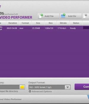 Video Performer Ekran Görüntüleri - 3