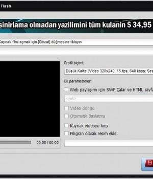 Video to Flash Ekran Görüntüleri - 4