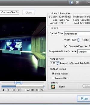 Video to Picture Ekran Görüntüleri - 1