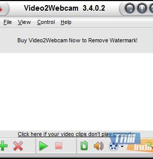 Video2Webcam Ekran Görüntüleri - 2