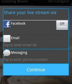 VideoCast Ekran Görüntüleri - 1
