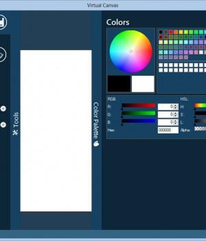 Virtual Canvas Ekran Görüntüleri - 1