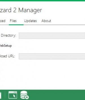 Visual Wizard 2 Manager Ekran Görüntüleri - 1