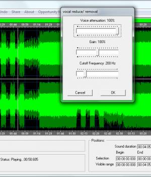 Vocal Reducer Ekran Görüntüleri - 1