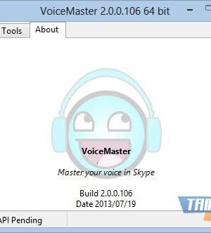 VoiceMaster Ekran Görüntüleri - 1