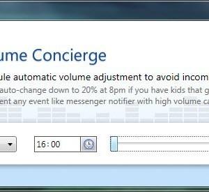 Volume Concierge Ekran Görüntüleri - 1