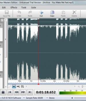 WavePad Sound Editor Ekran Görüntüleri - 2