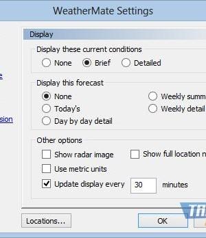 WeatherMate Ekran Görüntüleri - 3