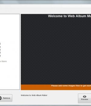 Web Album Maker Ekran Görüntüleri - 1