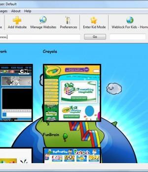 Weblock For Kids Ekran Görüntüleri - 1