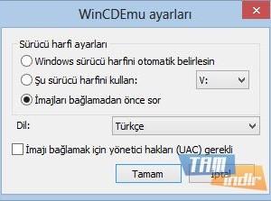 WinCDEmu Ekran Görüntüleri - 2