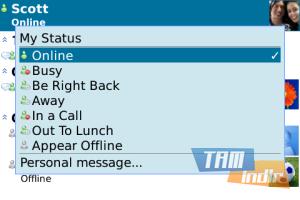 Windows Live Messenger Ekran Görüntüleri - 1