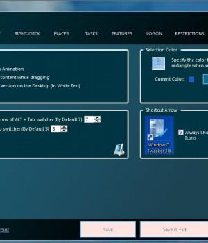Windows Tweaker Ekran Görüntüleri - 3