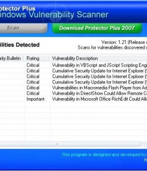 Windows Vulnerability Scanner Ekran Görüntüleri - 1
