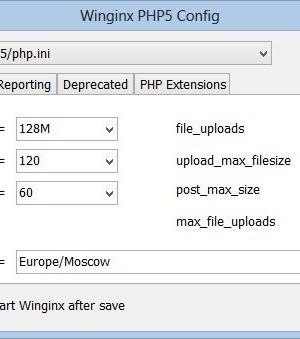 Winginx Ekran Görüntüleri - 1