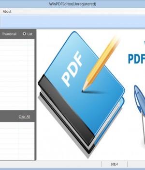 WinPDFEditor Ekran Görüntüleri - 2
