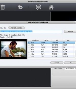 WinX YouTube Downloader Ekran Görüntüleri - 2