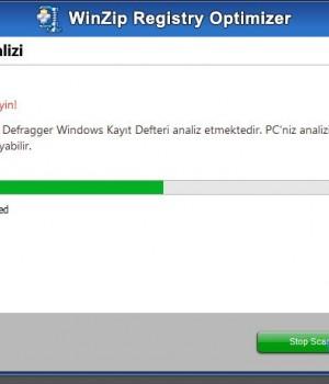 WinZip Registry Optimizer Ekran Görüntüleri - 1