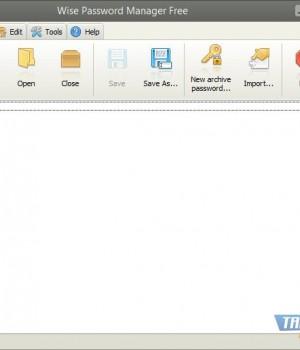 Wise Password Manager Free Ekran Görüntüleri - 3