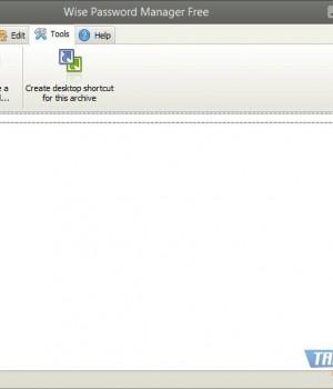Wise Password Manager Free Ekran Görüntüleri - 1