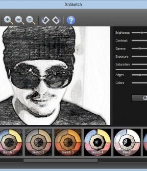 XnSketch Ekran Görüntüleri - 1