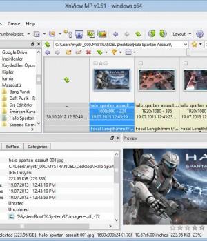 XnView MP Ekran Görüntüleri - 4