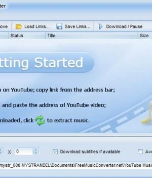 YouTube Music Converter Ekran Görüntüleri - 5