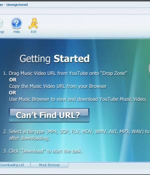 YouTube Music Downloader Ekran Görüntüleri - 2