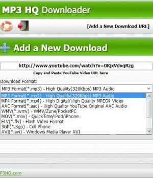 YouTube to MP3 HQ Downloader Ekran Görüntüleri - 2