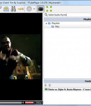 YTubePlayer Ekran Görüntüleri - 1
