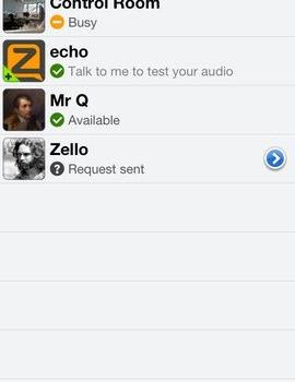 Zello Ekran Görüntüleri - 2