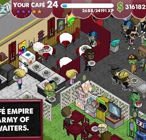 Zombie Cafe Ekran Görüntüleri - 1