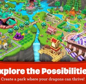 DragonVale World Ekran Görüntüleri - 1