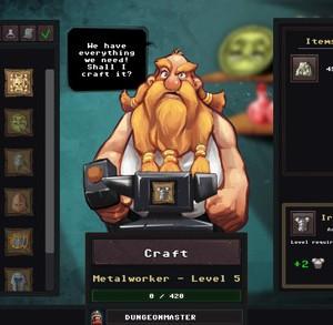 Dungeon Rushers Ekran Görüntüleri - 2