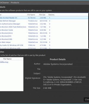 PatchCleaner Ekran Görüntüleri - 3
