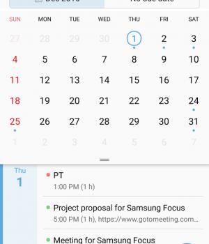 Samsung Focus Ekran Görüntüleri - 1