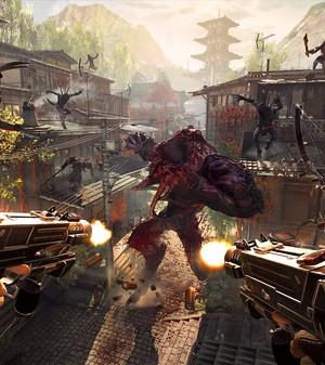 Shadow Warrior 2 Ekran Görüntüleri - 2