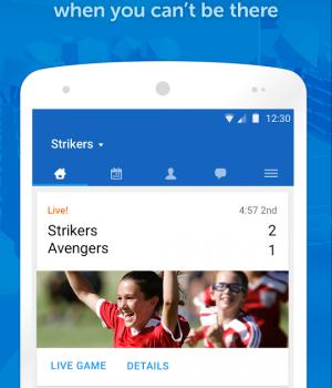 TeamSnap Ekran Görüntüleri - 2