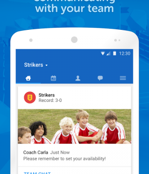 TeamSnap Ekran Görüntüleri - 5