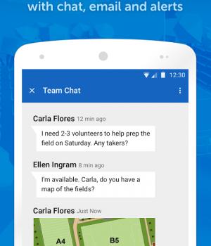 TeamSnap Ekran Görüntüleri - 3